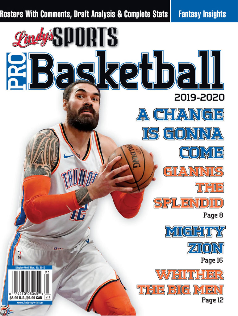 Pro Basketball/OKC Thunder Cover