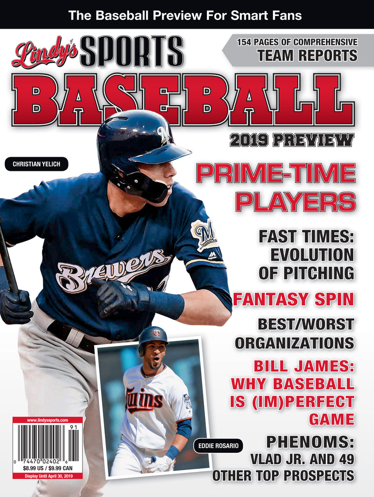 2019 Lindy's Baseball Preview