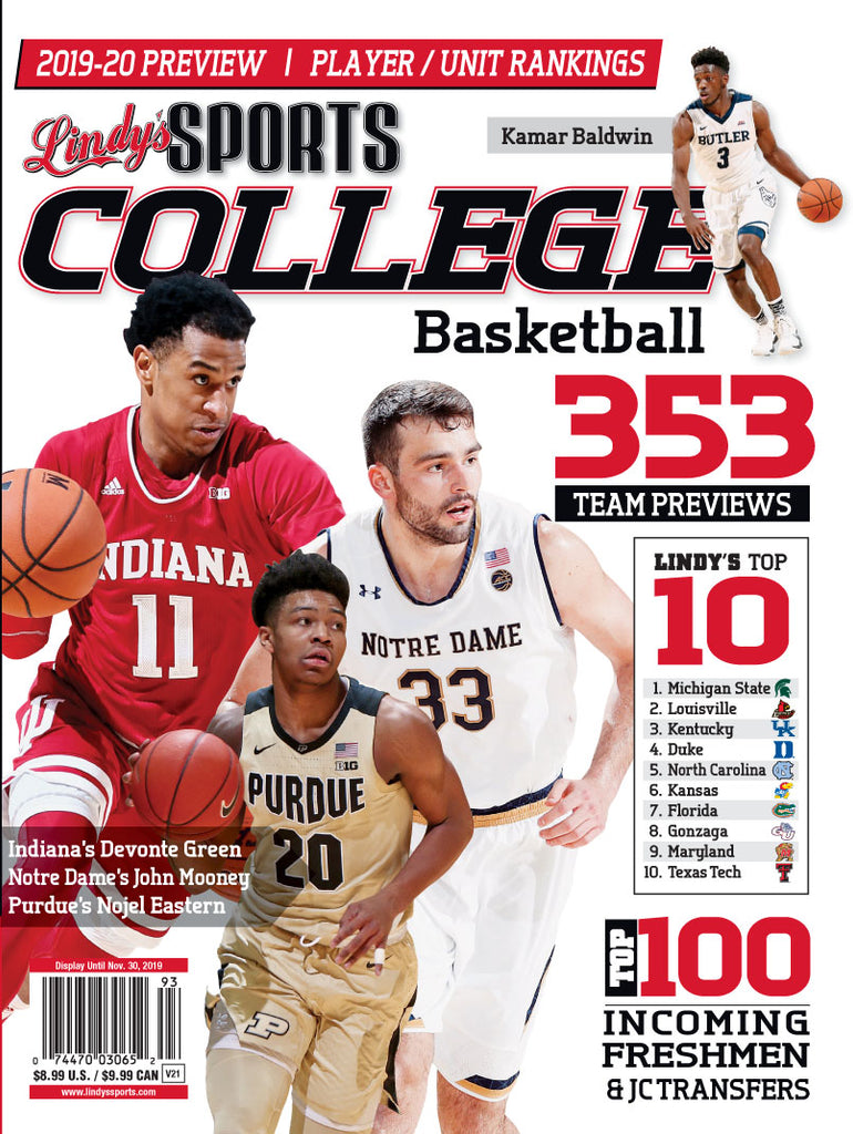 Indiana/Notre Dame/Purdue/Butler