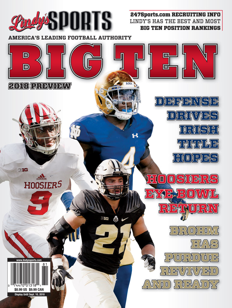 2018 Big Ten College Football