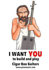 I Want YOU to build and play CBGs
