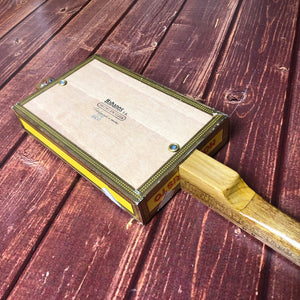 "3 String Cigar Box Guitar - ""Montecristo"" - open g tuning cbg"
