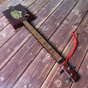"3 String Cigar Box Guitar - ""Perez Carrillo"" - pixomanic"