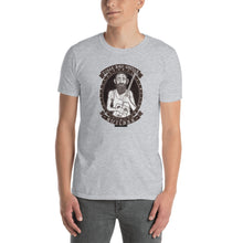 Load image into Gallery viewer, Cigar Box Guitar Builder design T-Shirt