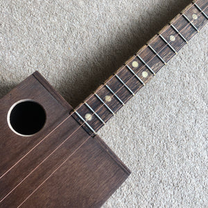 "3 String Cigar Box Guitar - ""Partagas"" - pixomanic"