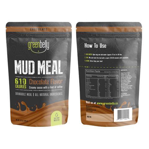 Green Belly Mud Meals