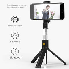 Wireless Bluetooth Selfie Stick