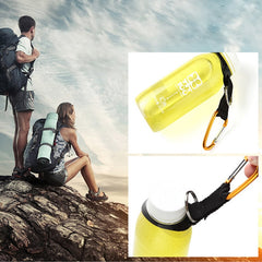Silicone Water Bottle Buckle Traveling