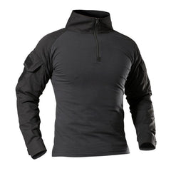 Male Outdoor Tactical Military Hiking T-Shirts