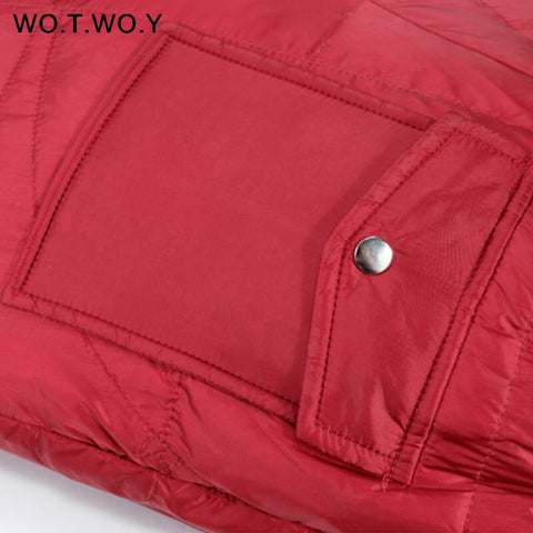Winter Down Pants for Women