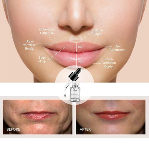 Rejuvenating Lip Gold Essence