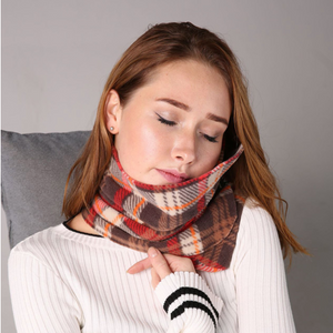 Neck Scarf Travel Pillow