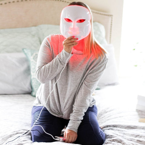 Image of LED Face Mask