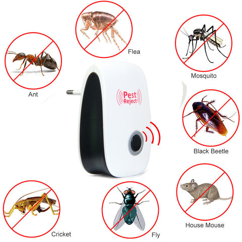 Image of Ultrasonic Pest Repeller