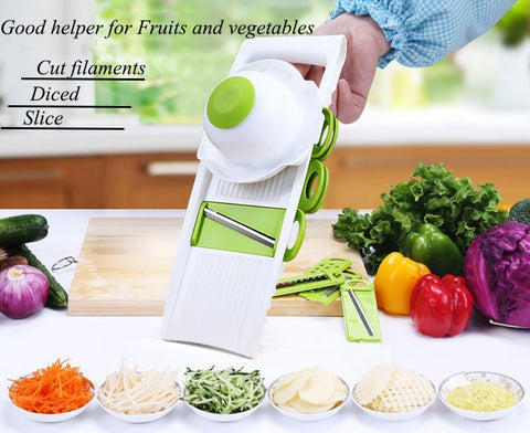 7 in 1 Adjustable Vegetable Slicer
