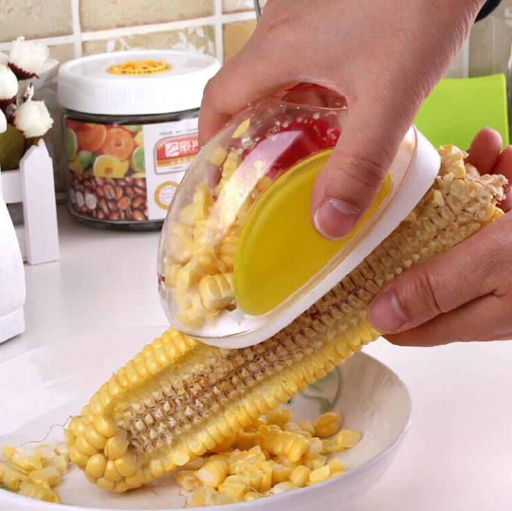Corn On The Cob Peeler