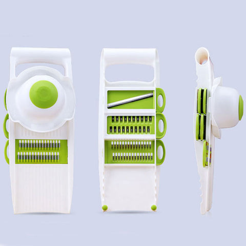 Image of 7 in 1 Adjustable Vegetable Slicer