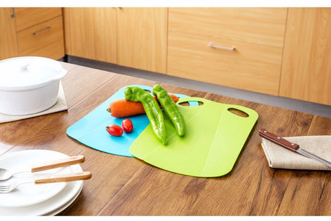 Image of Foldable Plastic Cutting Board