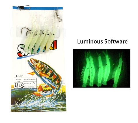 Image of Luminous Shrimp Fishing Lure