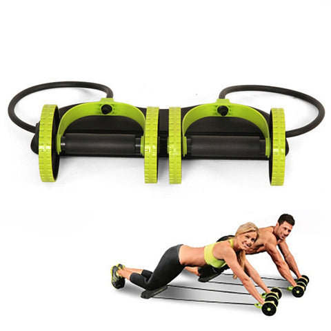 Ab Roller Wheel Workout Trainer