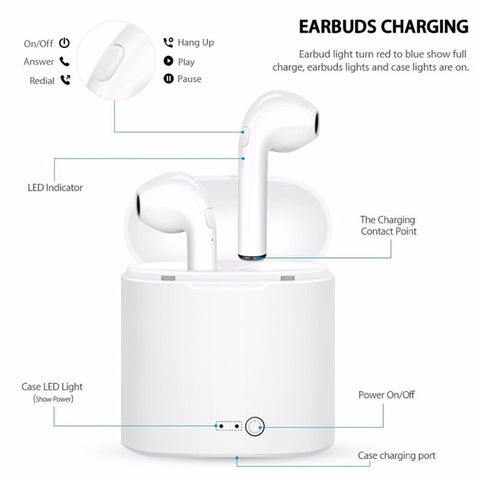 Image of Wireless Ear Pods