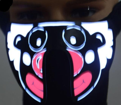 Image of LED Rave Mask