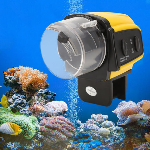 Image of Automatic Fish Feeder