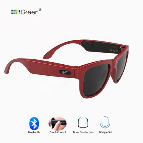 Image of Bone Conduction Sunglasses