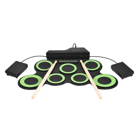 Image of Electronic Drum Set