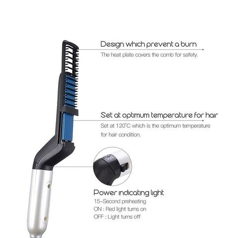 Image of Mini Hair Straightener