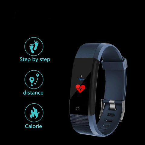 Image of Blood Pressure Smart Watch