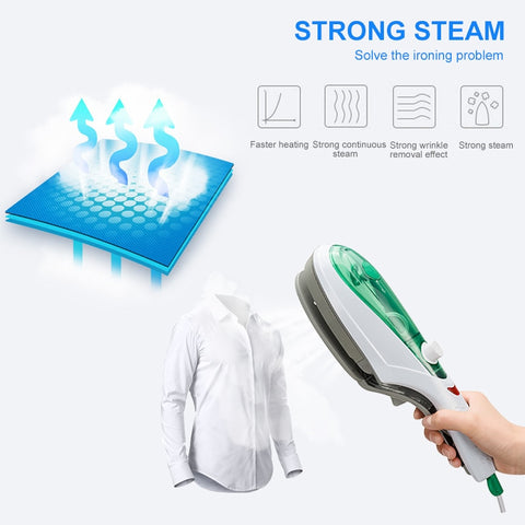 Image of Portable Clothes Steamer
