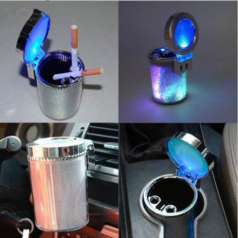 Image of Car Smokeless Ashtray