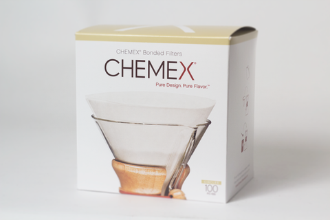 Chemex PreFolded Circle Filters (100 Filters)