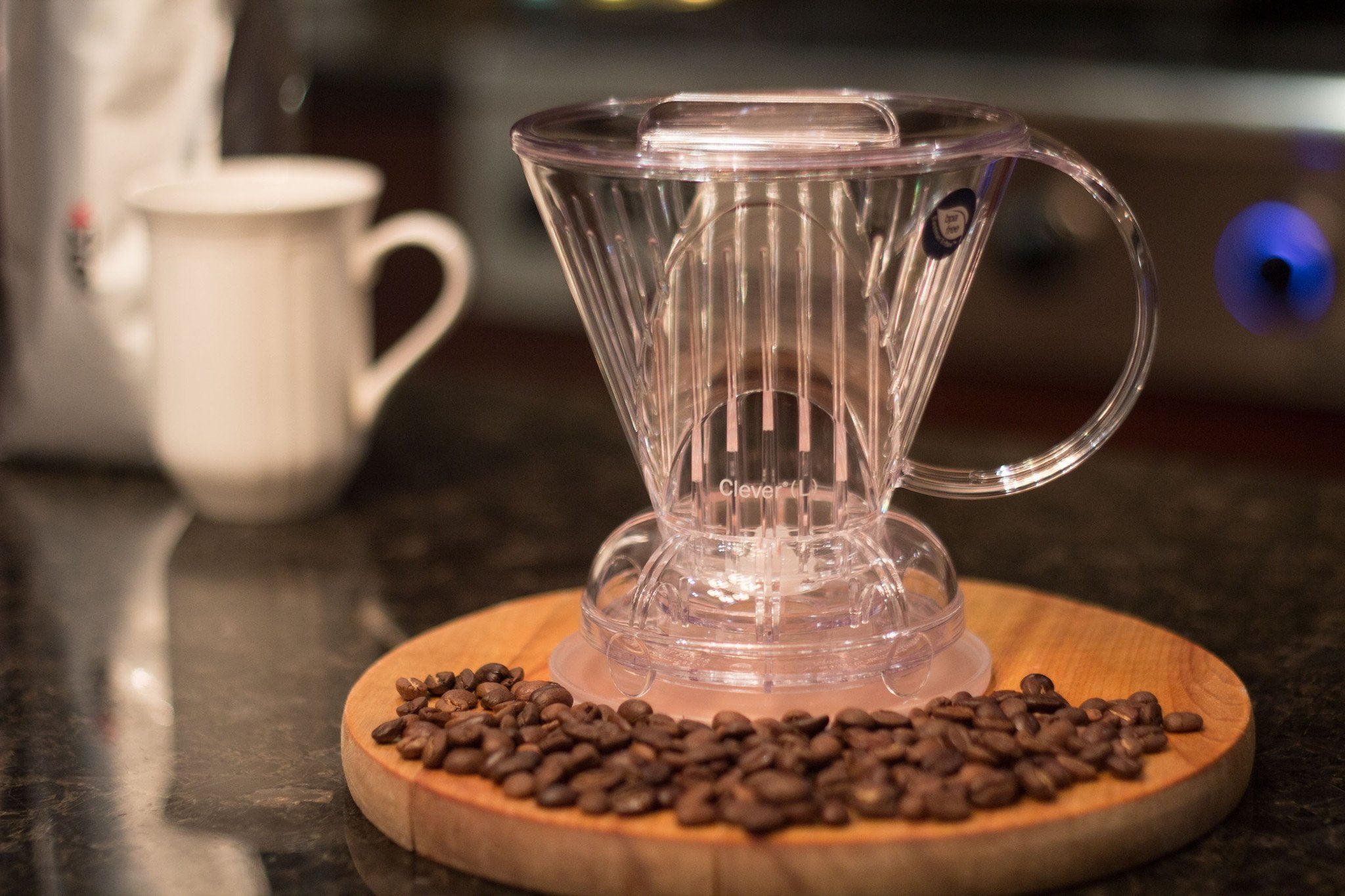 Clever Coffee Dripper (16 oz Capacity)