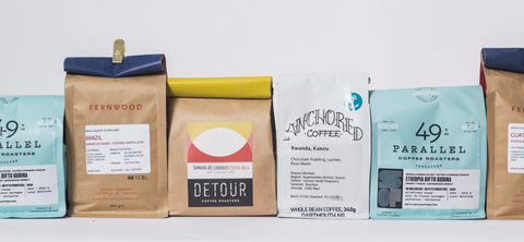 3 x 12oz Decaf Subscription - 6 Issues