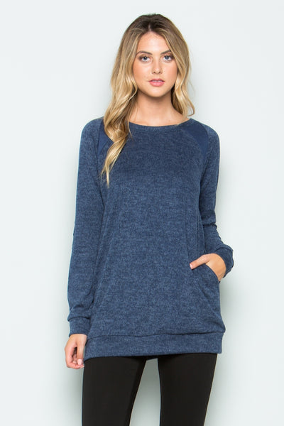 Sweat Shirt Tunic