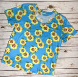 Sunflower Fields Top
