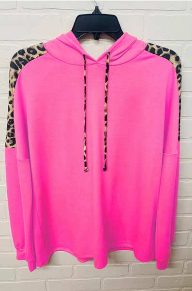 The Cat's Meow Hooded Top