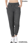 Couch Potato Gray Sweatpants