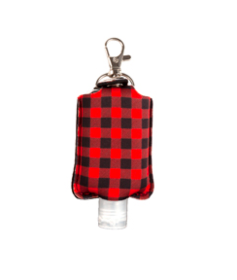 Hand Sanitizer Keychain - 2 Patterns