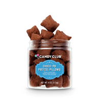 *Candy Club* Choco-PB Pretzel Pillows