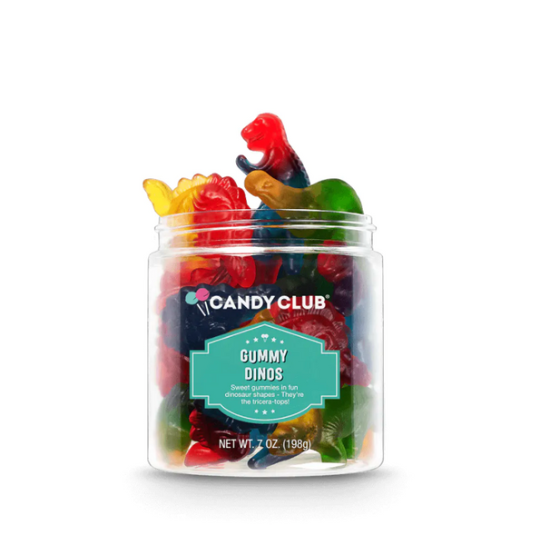 *Candy Club* Gummy Dinos