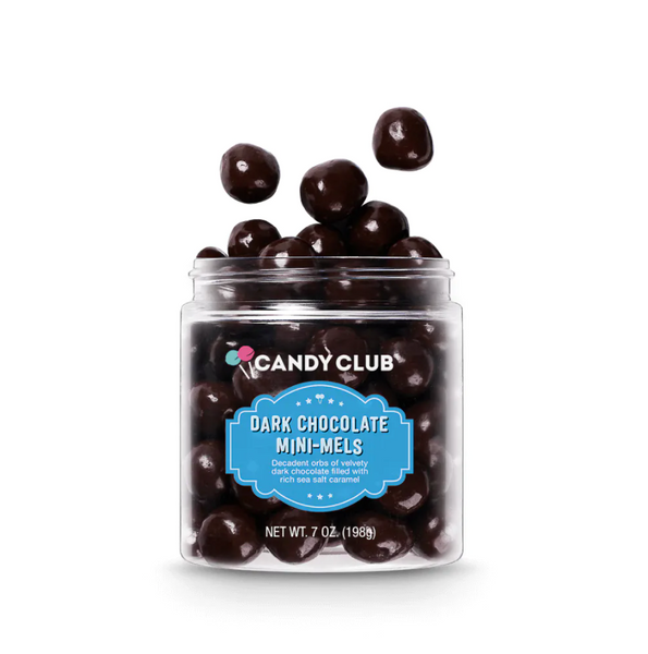 *Candy Club* Dark Chocolate Mini-Melts
