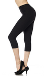 One Size Capri Leggings