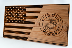 "Celebrate Our Armed Forces Plaque - 14"" by 8"""