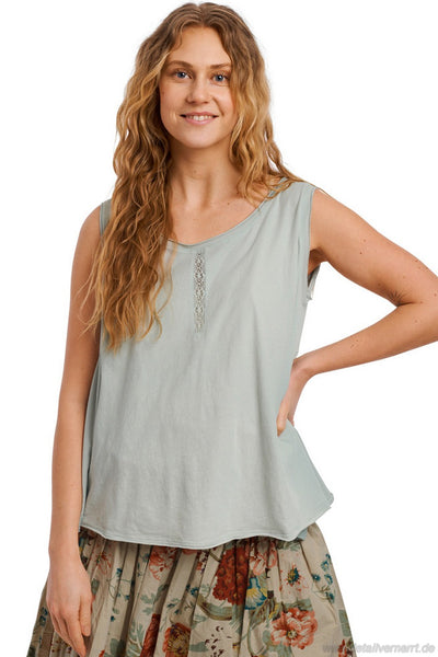 Top 33305 in soft jade - softer Jersey