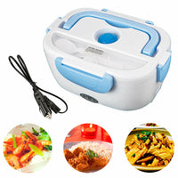 Portable Electric Heated Lunch Box Food Warmer