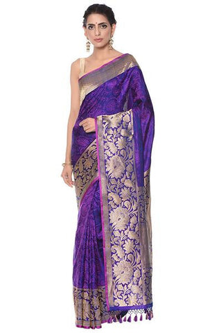Detailed Guide to Choose your Perfect Pure Silk Saree – Saris and Things
