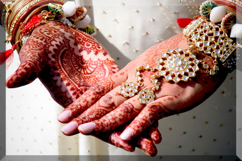 Henna Party Etiquette : Indian wedding etiquette u saris and things
